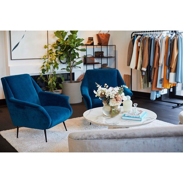 Style Suites for @netaporter in Marylebone where we designed a personal shopping experience  #producedbypicnic