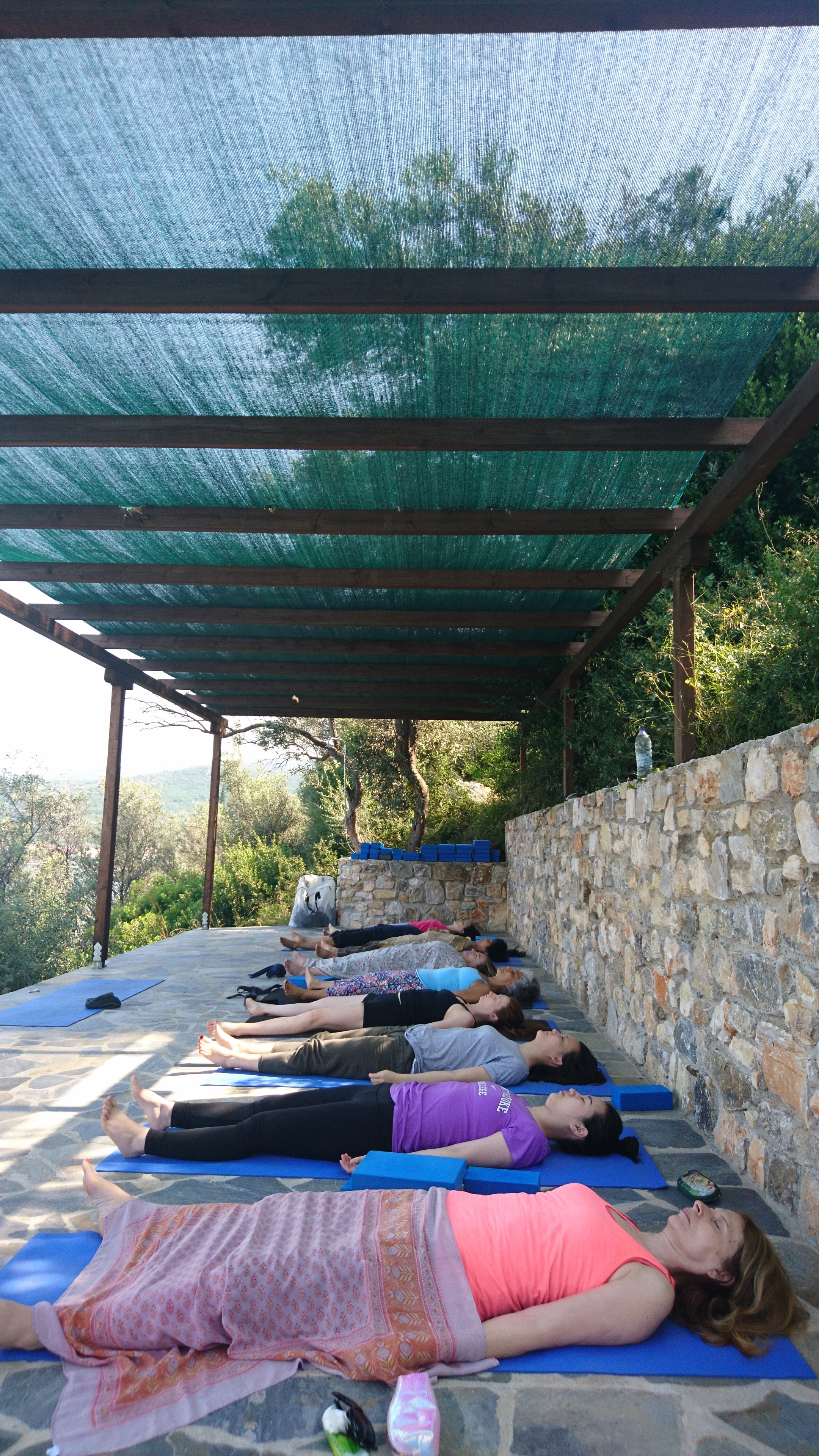Greece Yoga Retreat 2017