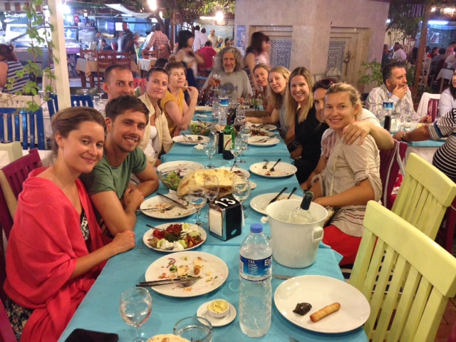 Turkey Yoga Retreat 2014