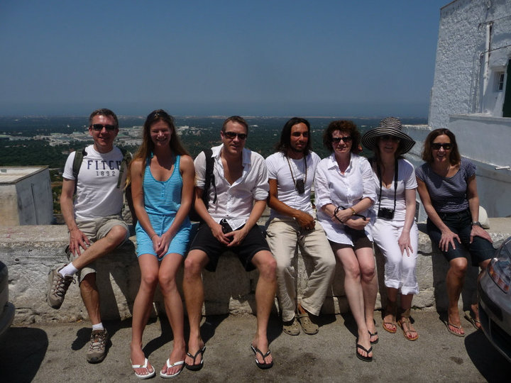 Yoga Retreat in Puglia July 2010/2011