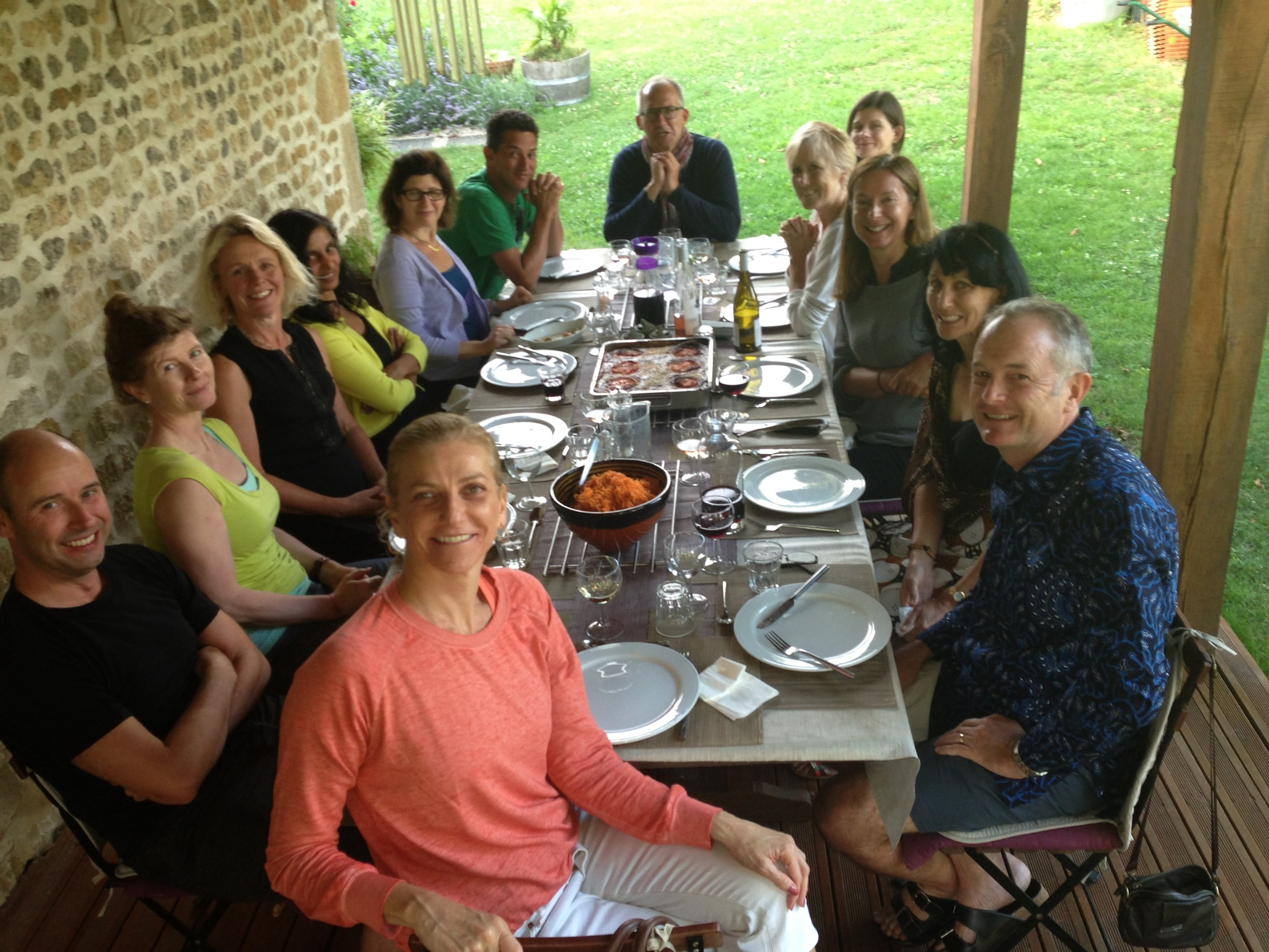 Yoga Retreat in France August 2013