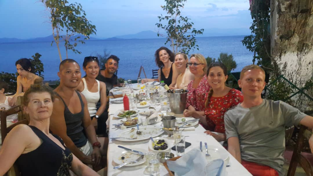 Greece Yoga Retreat June 2018