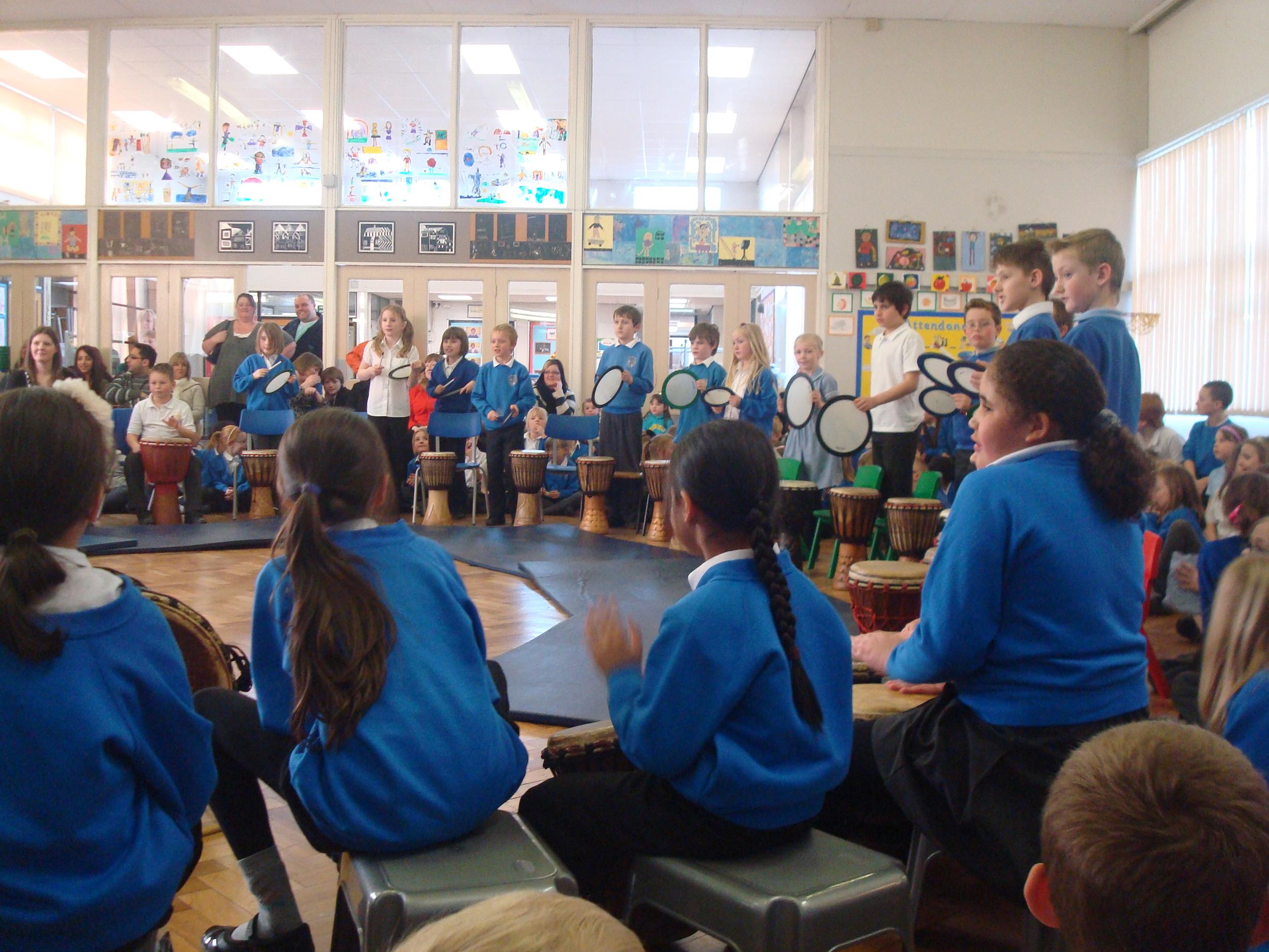 School African drumming workshops wakefield