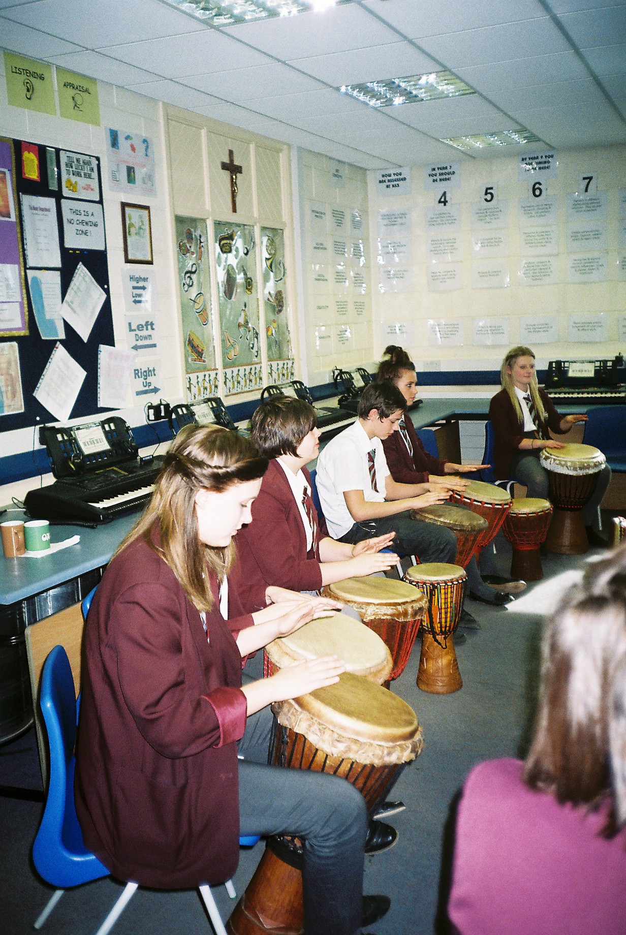 Drumming Workshops in Lincolnshire