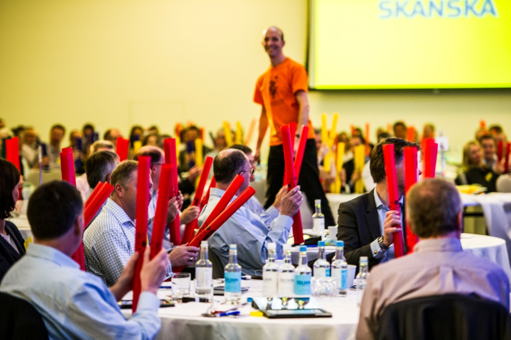 Reasons to have a Boomwhacker Conference Ice Breaker