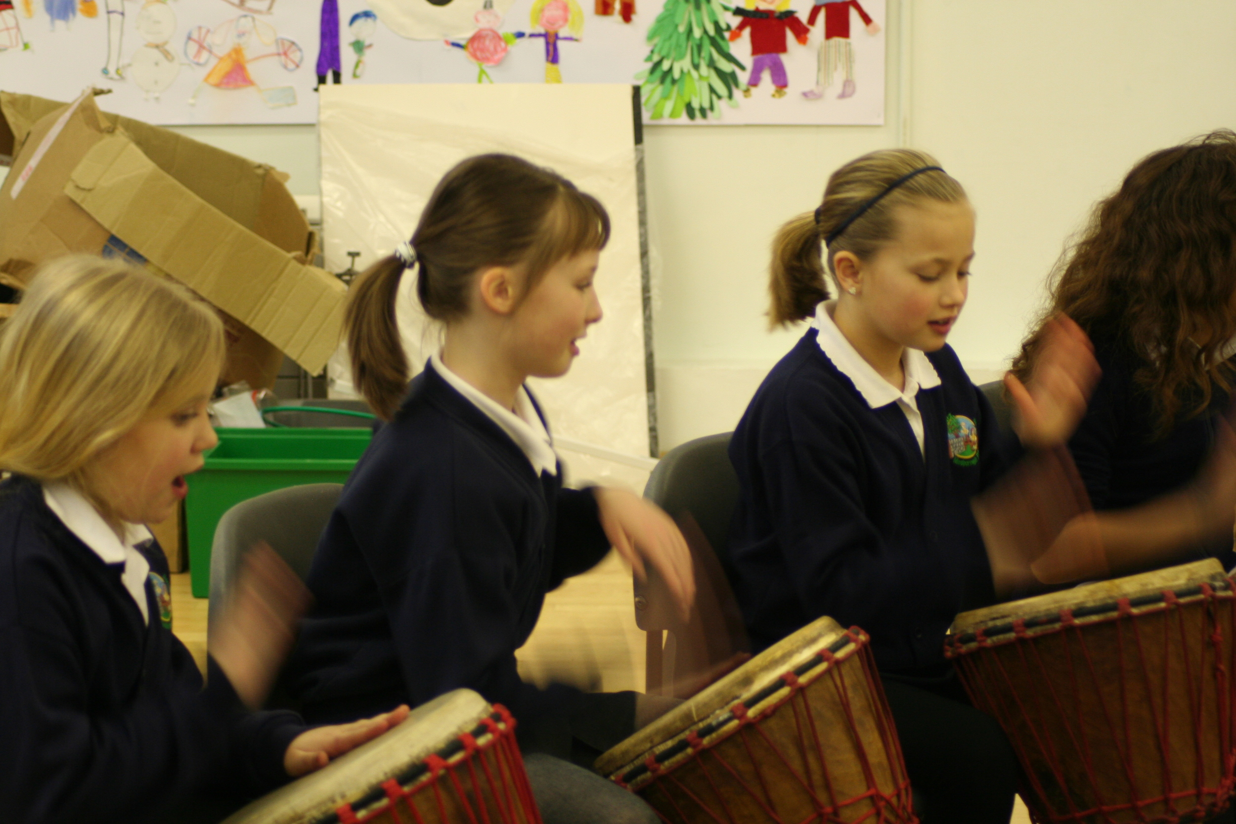 African Drumming in the North West