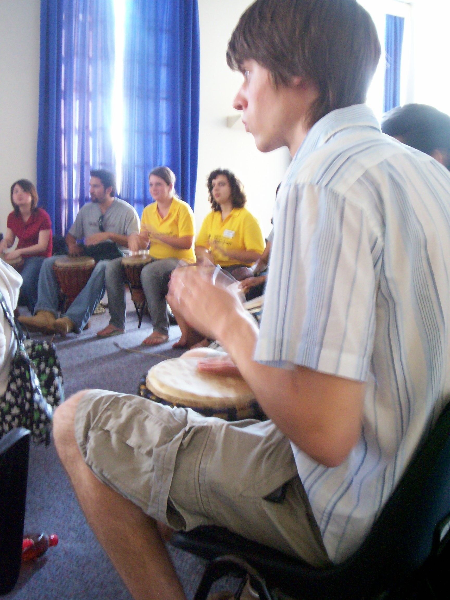 African Drumming at University of Nottingham