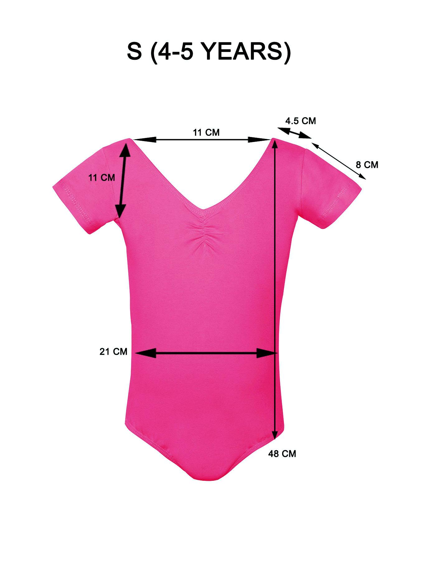 Girls leotard Hot Pink S.jpg