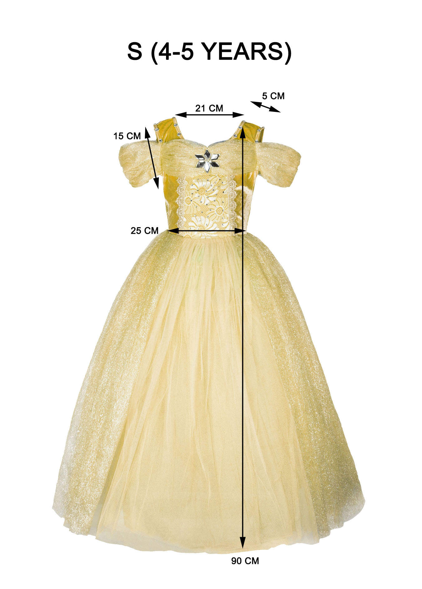 Sparkly Princess yellow S.jpg