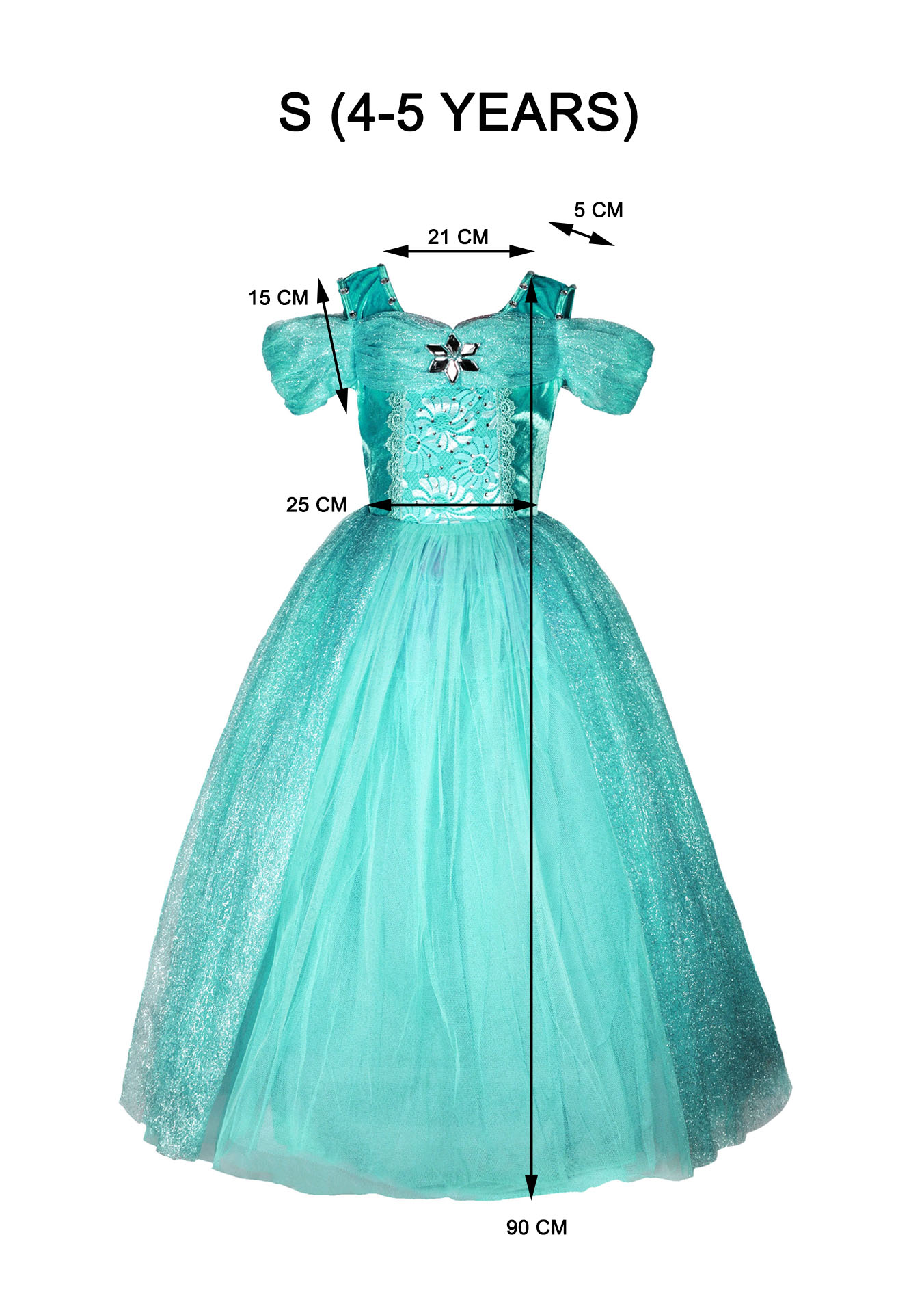 Sparkly Princess Turquoise S.jpg