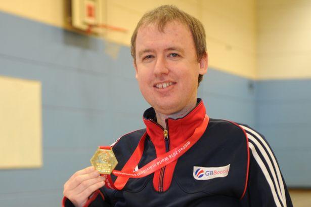 BC4 World No 1 Stephen McGuire