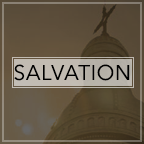 Salvation involves the redemption of the whole man, and is offered freely to all who accept Jesus Christ as Lord and Savior, who by His own blood obtained eternal redemption for the believer. In its broadest sense salvation includes regeneration, sanctification, and glorification.