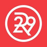 Shindig Bespoke custom invitations featured on Refinery 29 blog