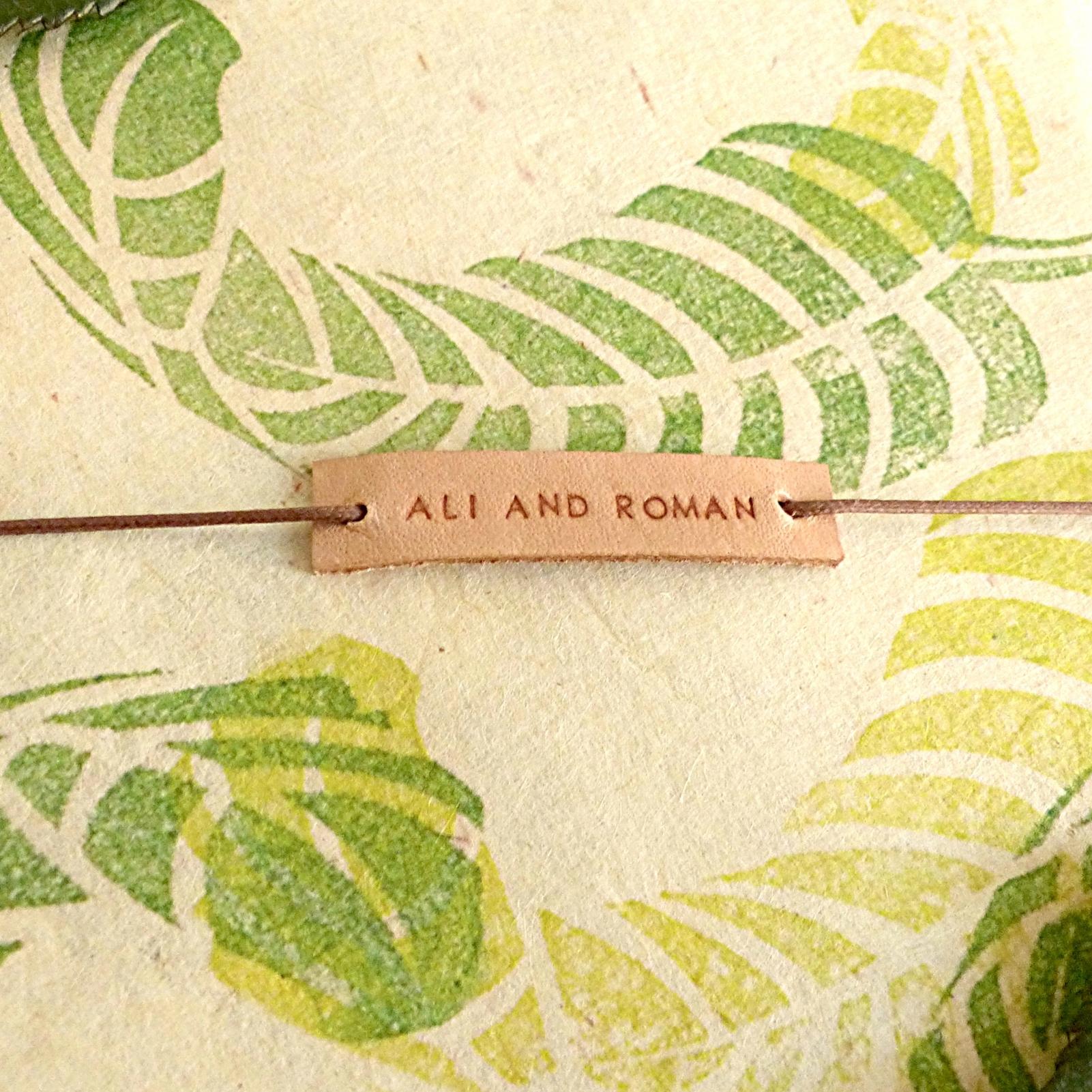 Alicia and Roman