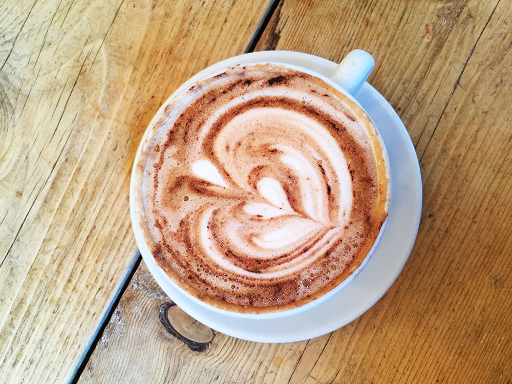 Ruby Ruth's Guide to Brighton Coffee Shops - Some of our favorite Ruby Ruth characters want to share with you their favorite Cafés in Brighton - and why they love them so much!