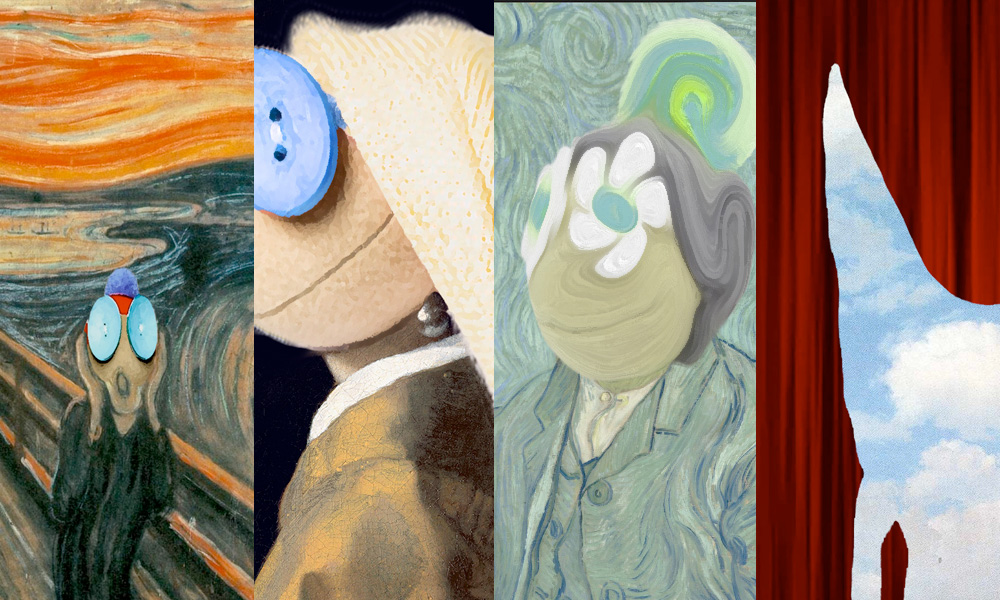 Howard's masterpieces - When Howard's art class calls for re-creating the classics, he finds great inspiration in his friends.