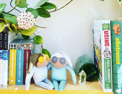How to style your shelves - Tips from the Ruby Ruth Gang!