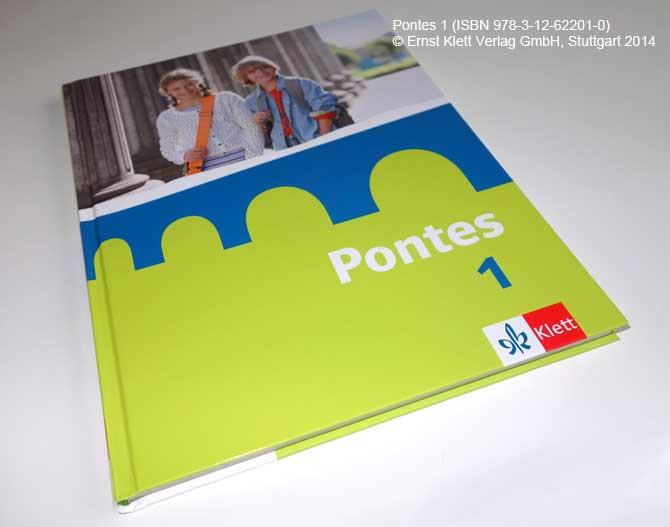 From: Pontes 1 (ISBN 978-3-12-622301-0) © Ernst Klett Verlag GmbH, Stuttgart 2014