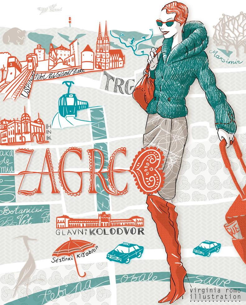 Virginia_Romo_Illustration_Zagreb-map-1