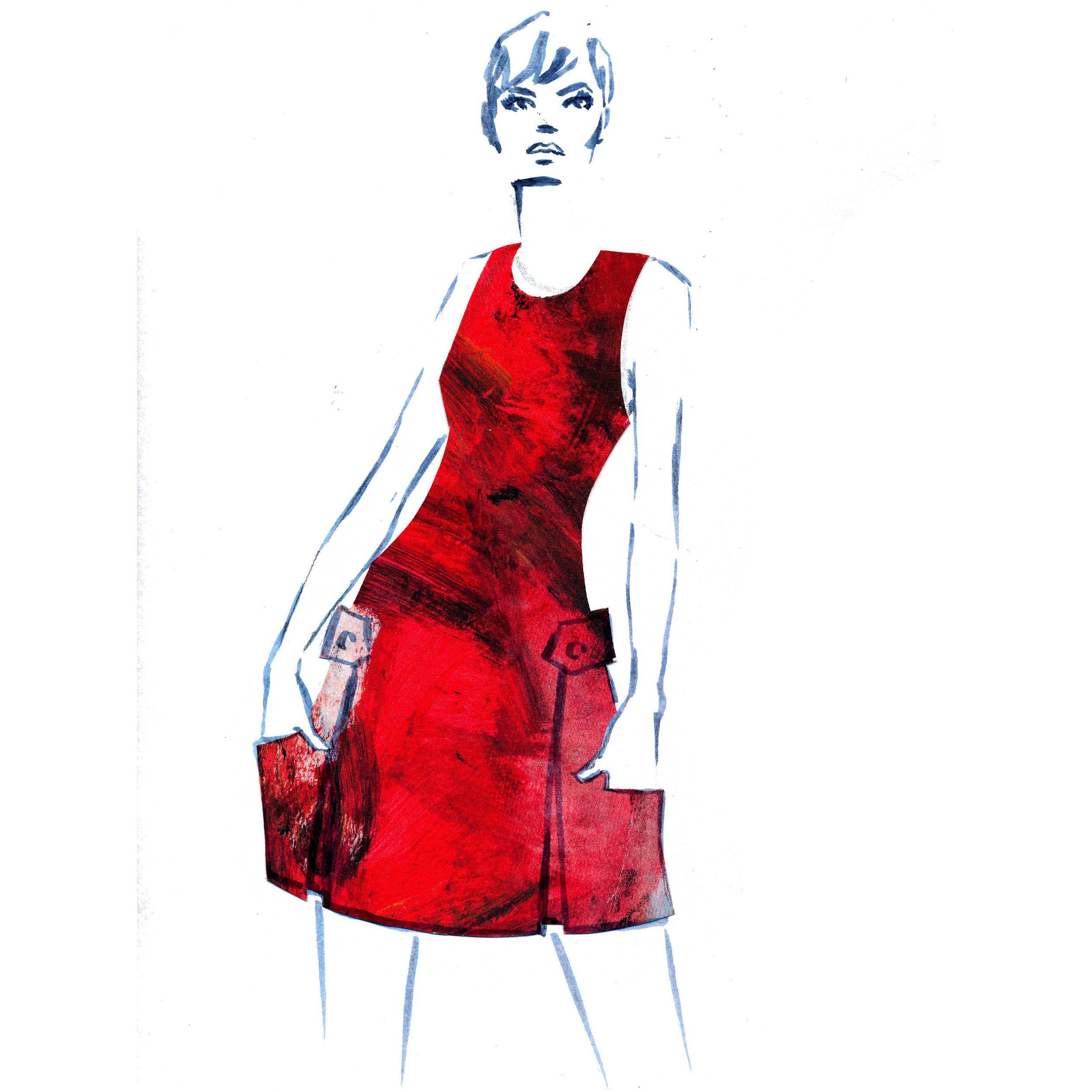 Courreges dress