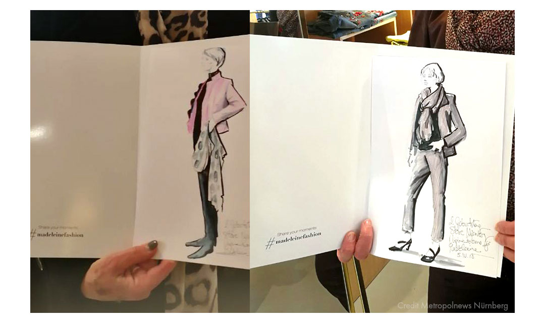 Virginia-Romo-fashion-illustration-live-sketches-Madeleine-store-event-17
