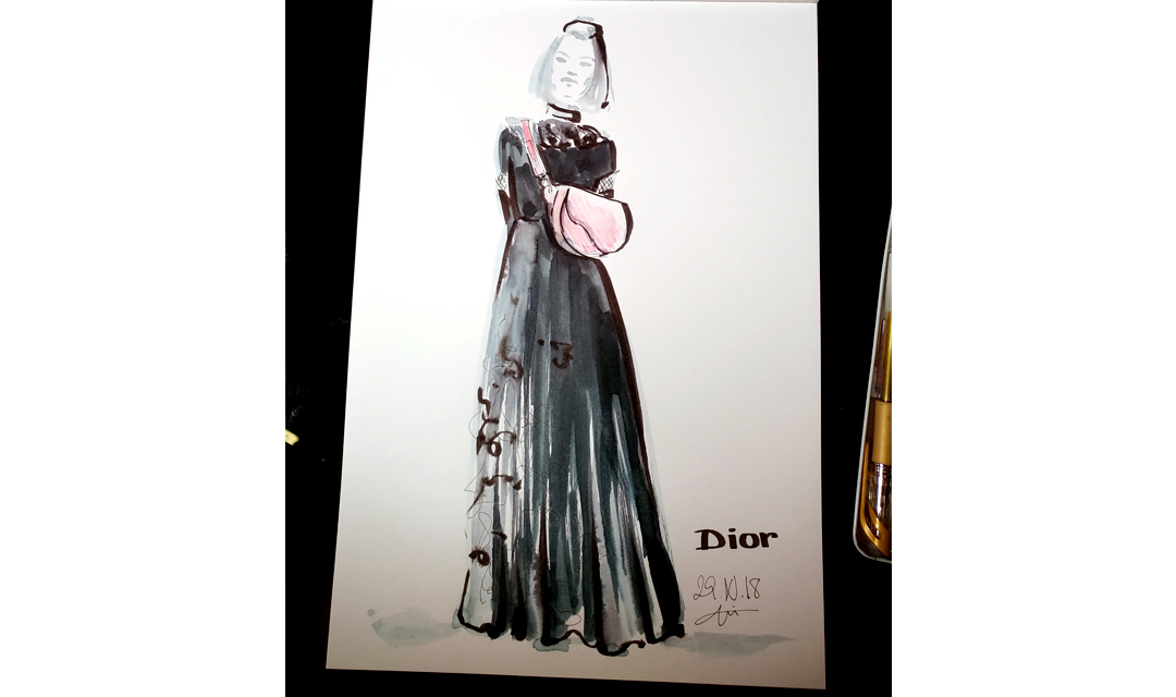 Virginia-Romo-Fashion-Illustration---Dior-VOGUE-Xmas-2018-live-sketching-event-8.jpg