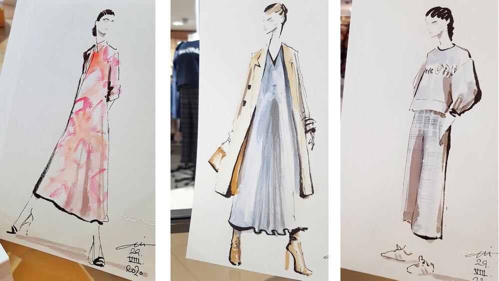 Konen-live-sketching-event-Virginia-Romo-Fashion-Illustration-1.jpg