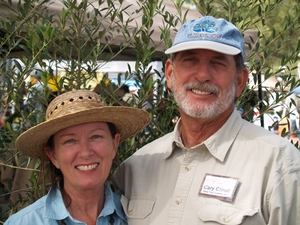 Jean and Cary Cloud of Olive Tree Growers