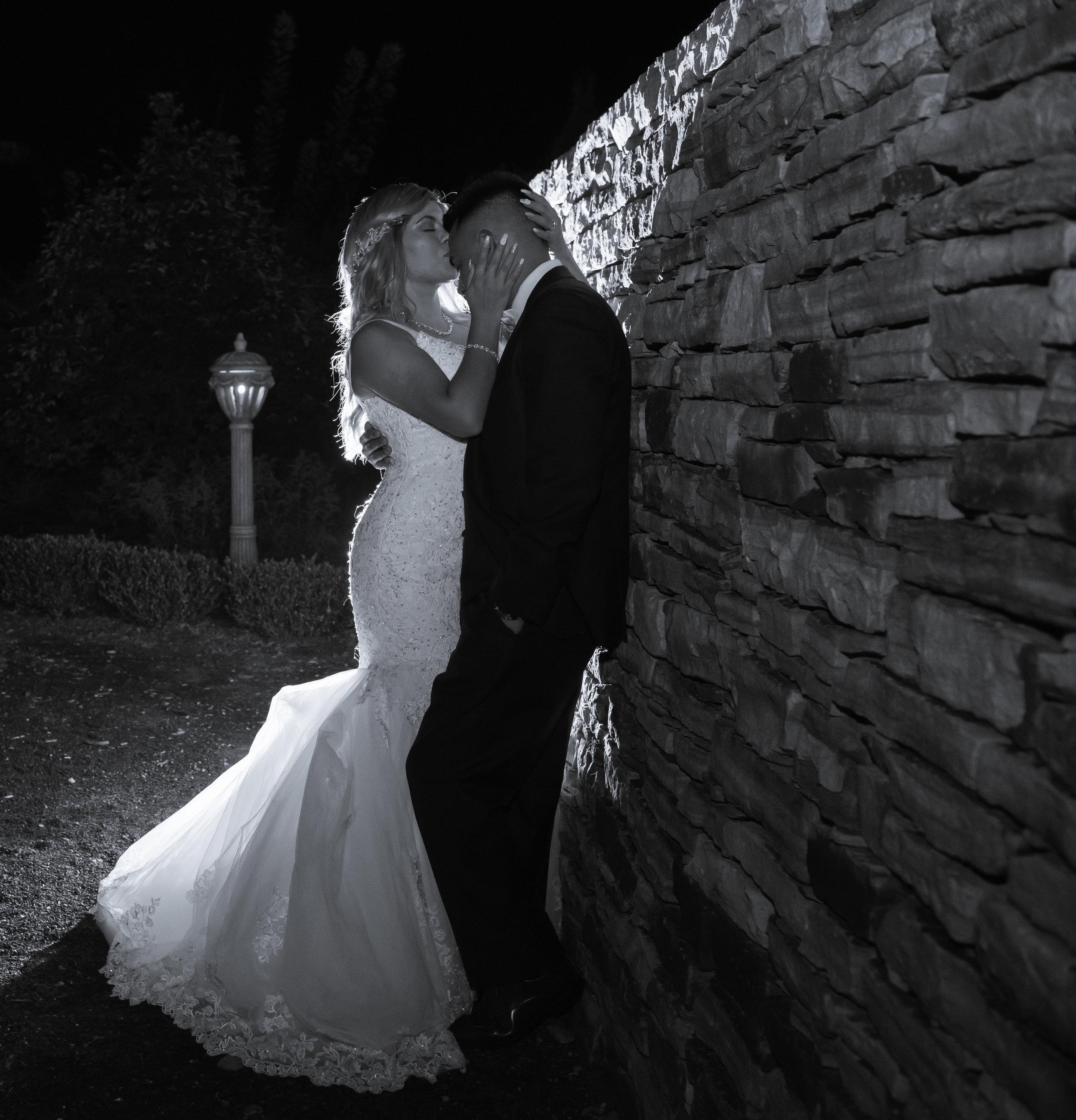 The Irish Garden wedding at Wickham park in Manchester, CT