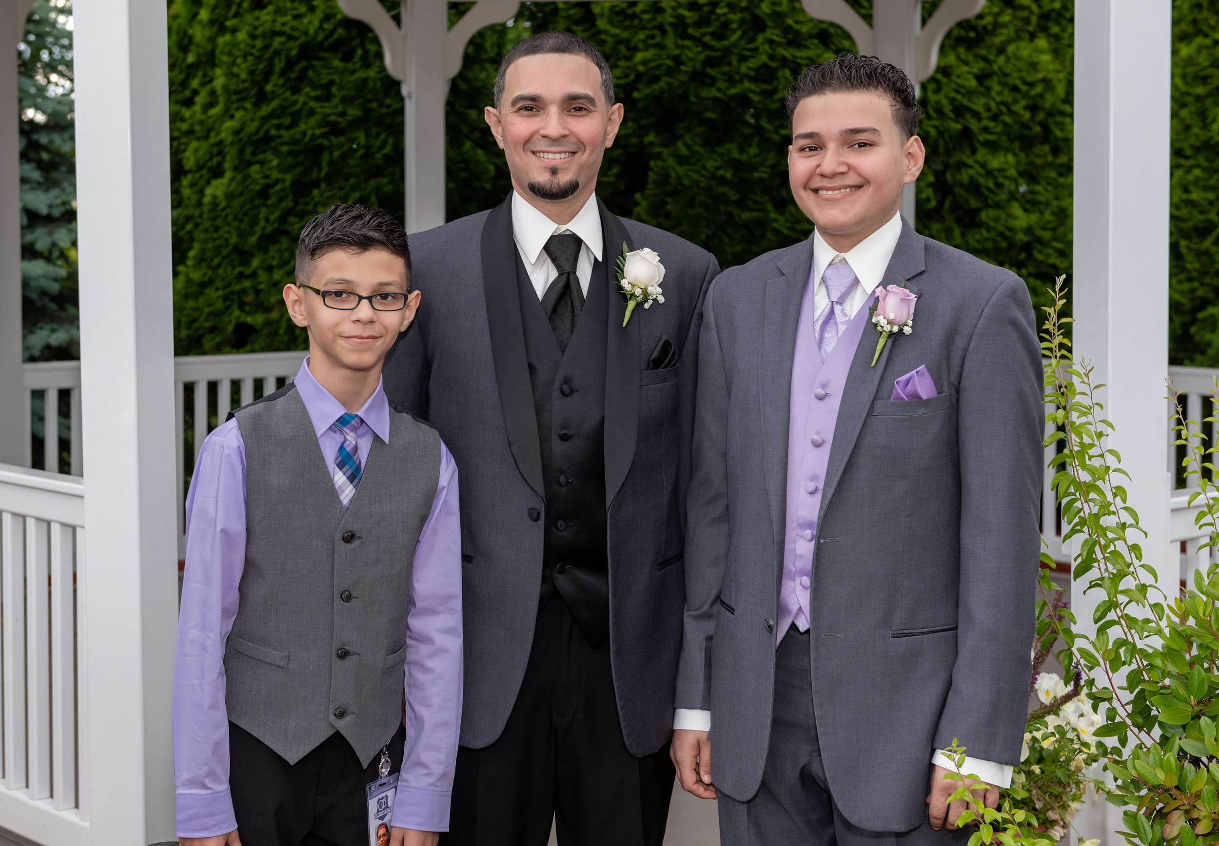 GROOM WITH HIS SONS BEFORE THE WEDDING.jpg