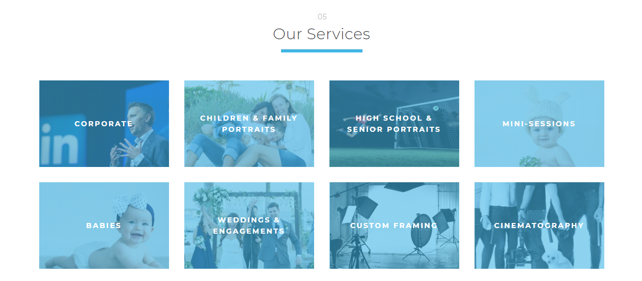 New Services Index