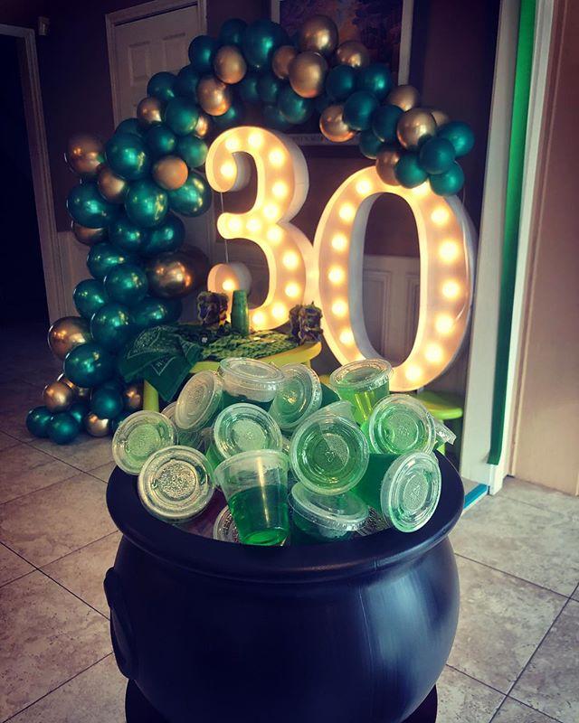 Happy St. Patrick's Day! #patrick #30 #happybirthday