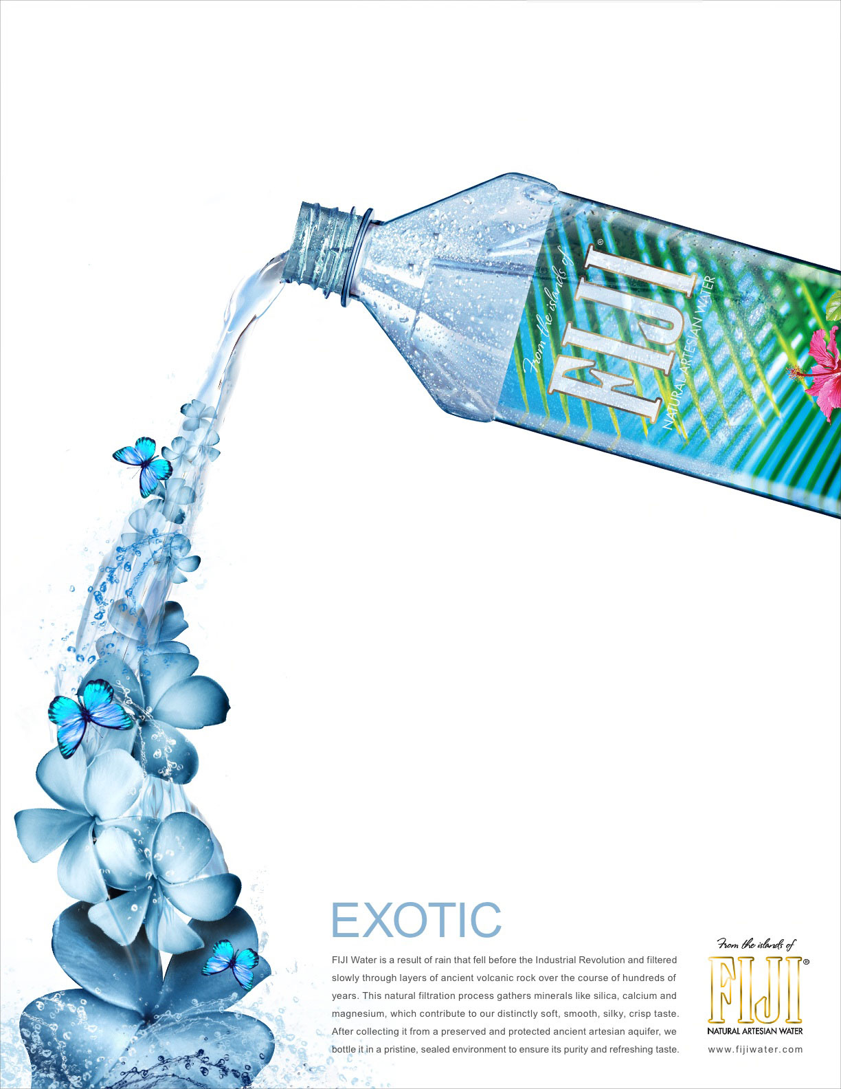 Concept Fiji Magazine Advertisment