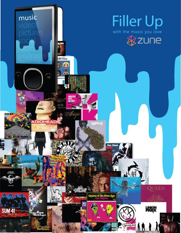 Concept Zume Advertisement