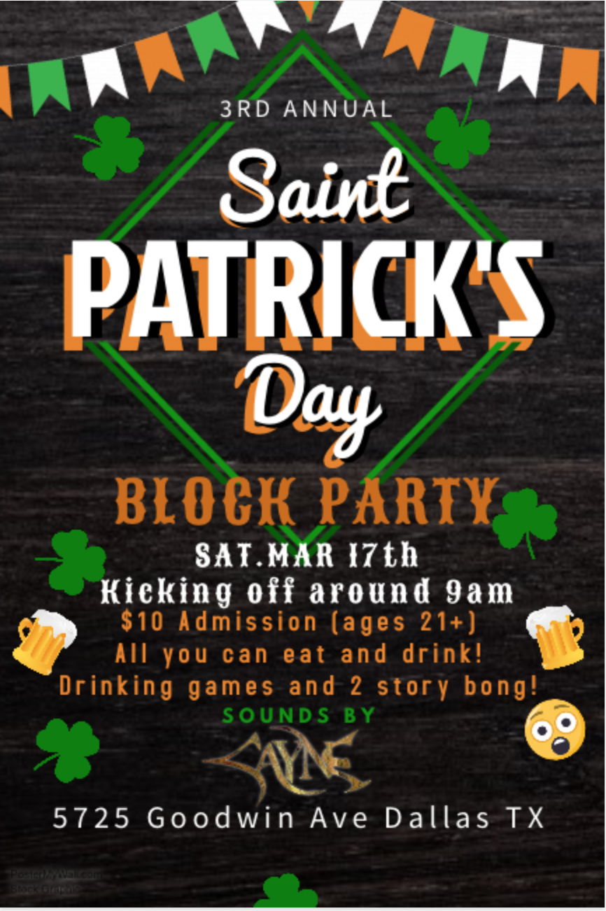 3rd Annual St Patty Day Block Party.png