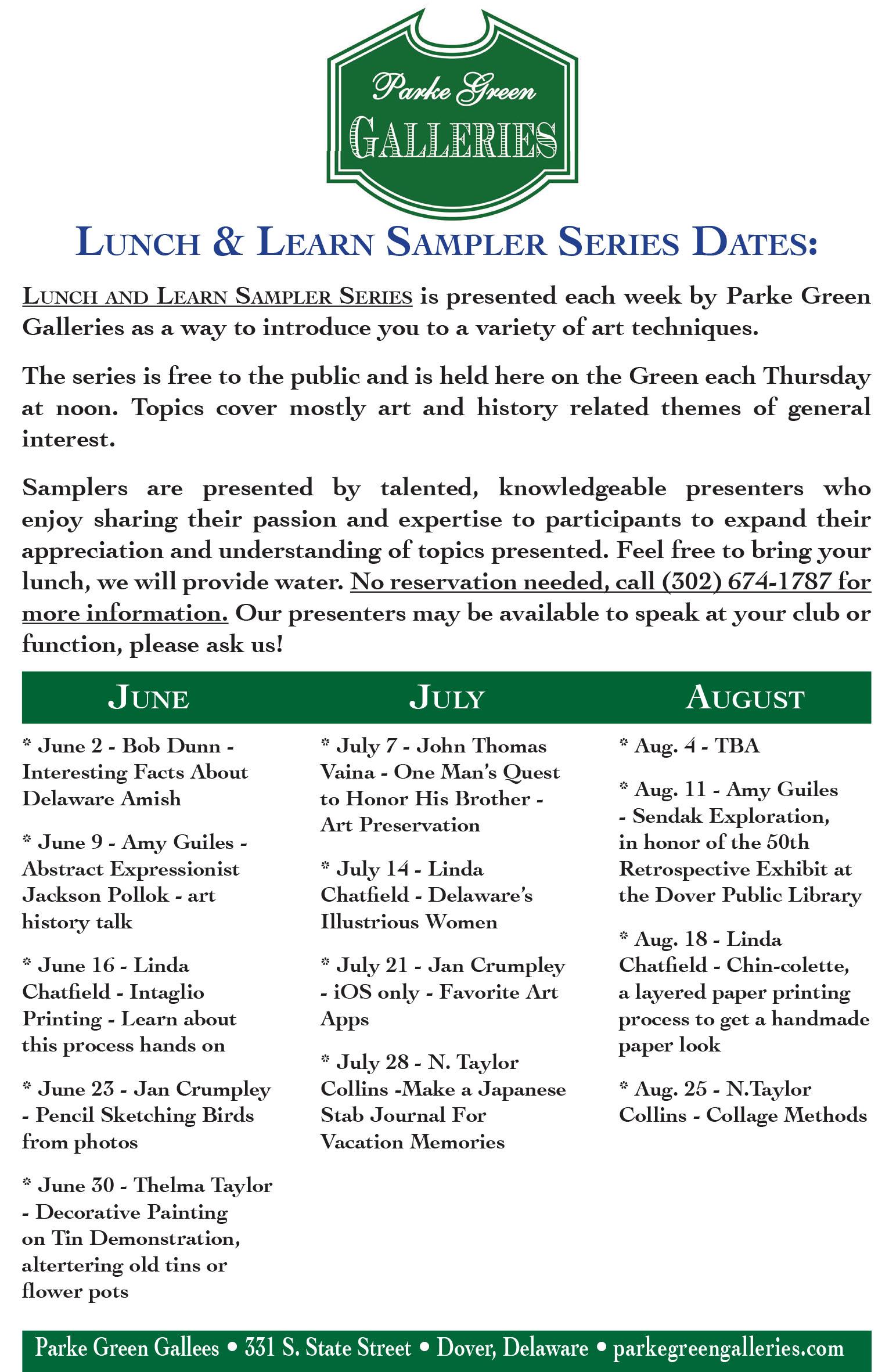 Lunch & Learn flyer 2 up june-aug2016.jpg