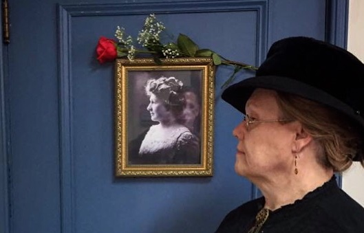 Cannon House Tour & Book Purchase - December 9, 2018 - 2:00 - 4:00 PMGravesite visit at 1:30 does not require a ticket. Public is welcome to lay flowers and stars. A short poetry reading and musical selection.