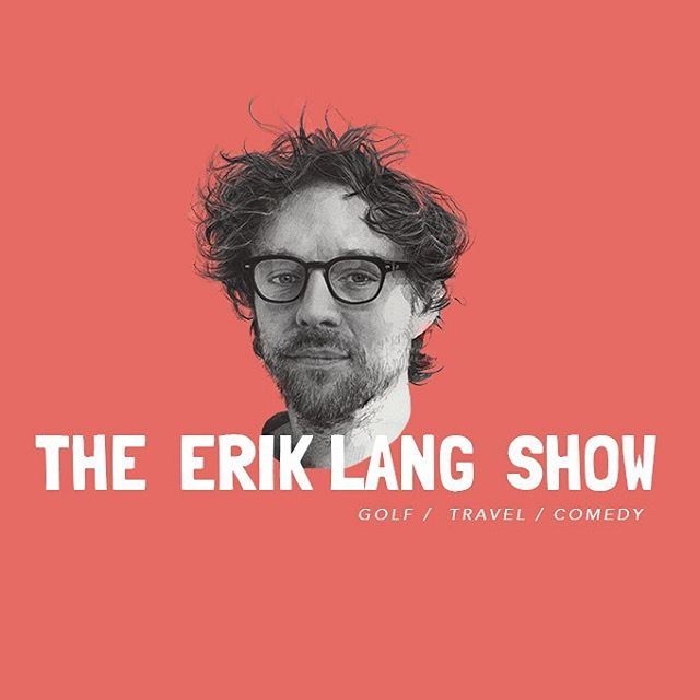 Head over to @erikanderslang to get all the info and links for my latest endeavor - a podcast called the #eriklangshow - there's a contest coming up too if you like free stuff. I do!