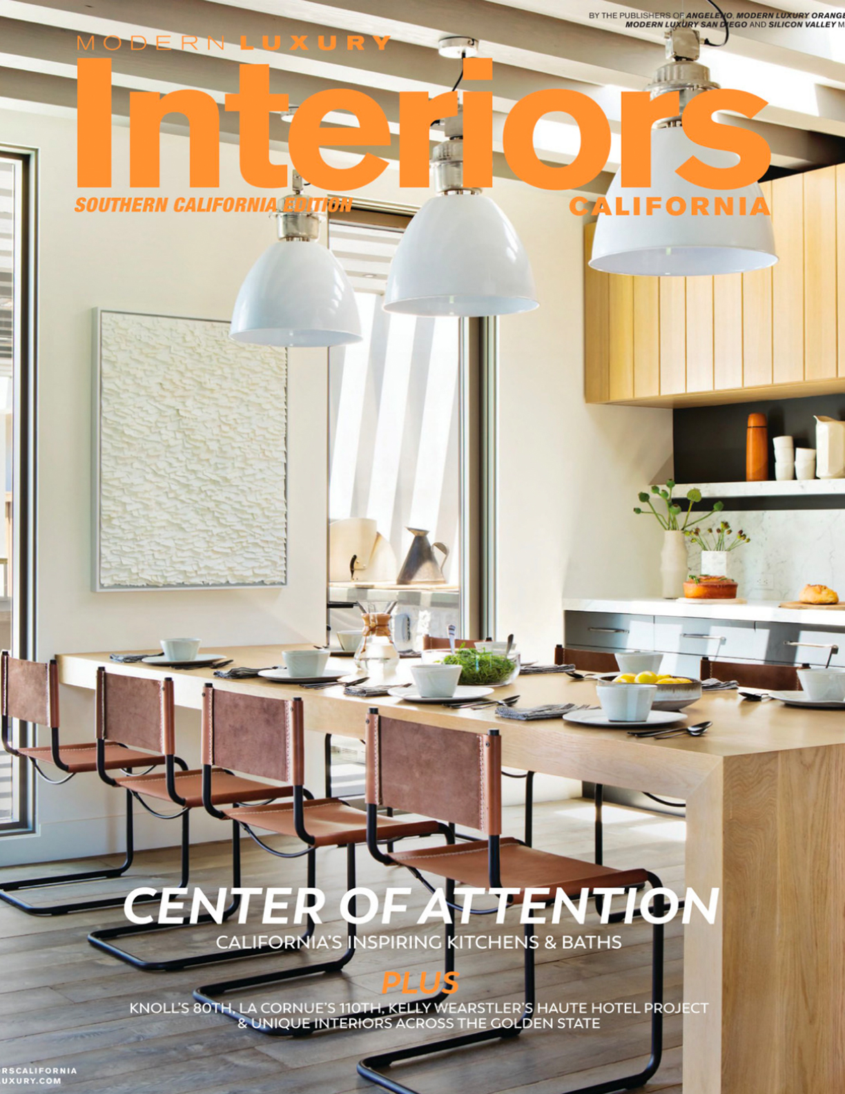 MODERN LUXURY   OCTOBER 2018  Second Act. Carlsbad Ranch Revs Back To Life With New Take On Retro.