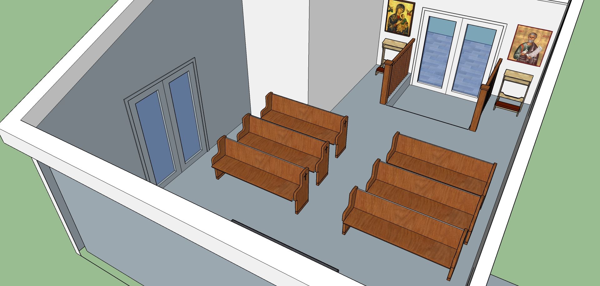 Proposed Renovations