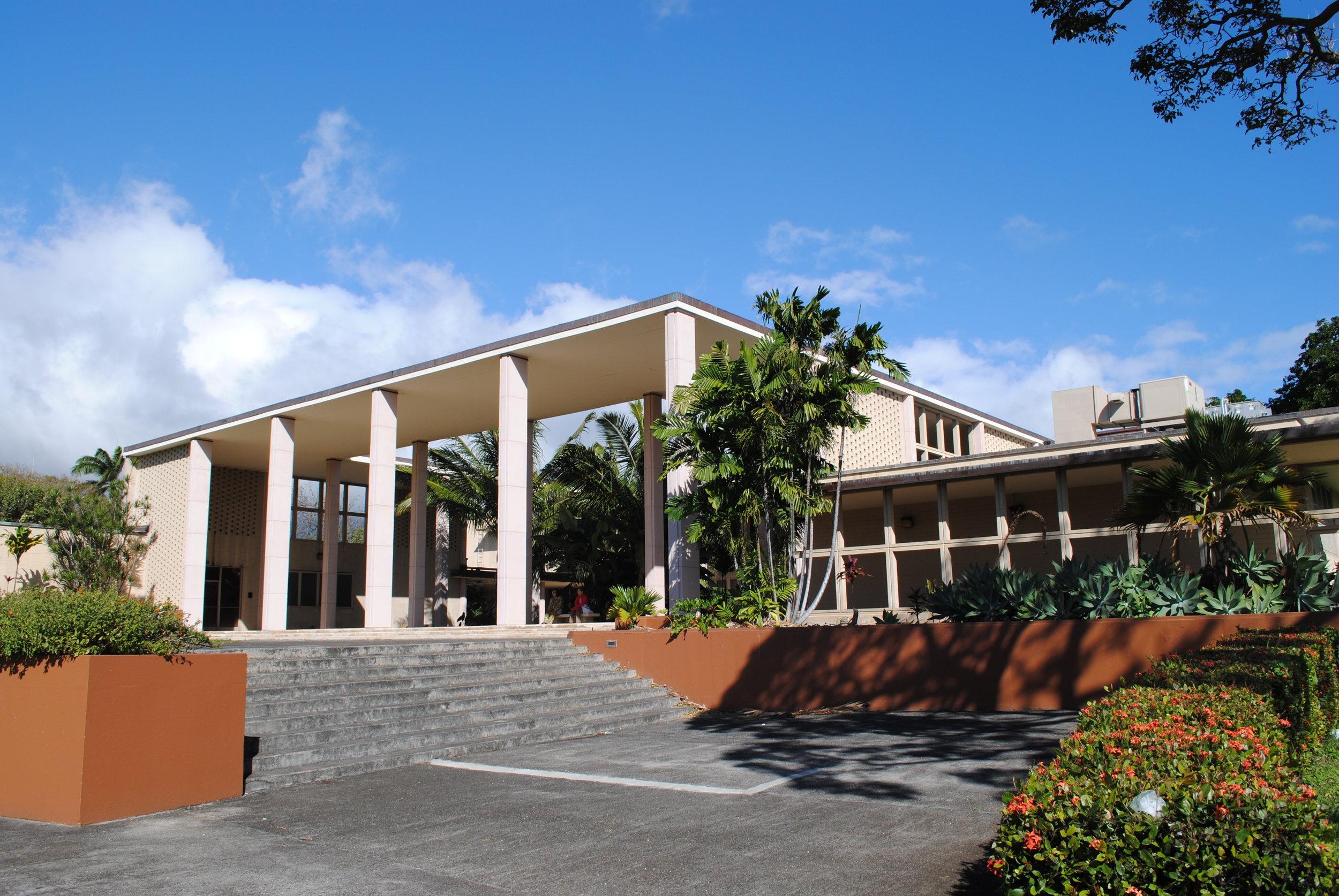 Photograph by Historic Hawai'i Foundation.