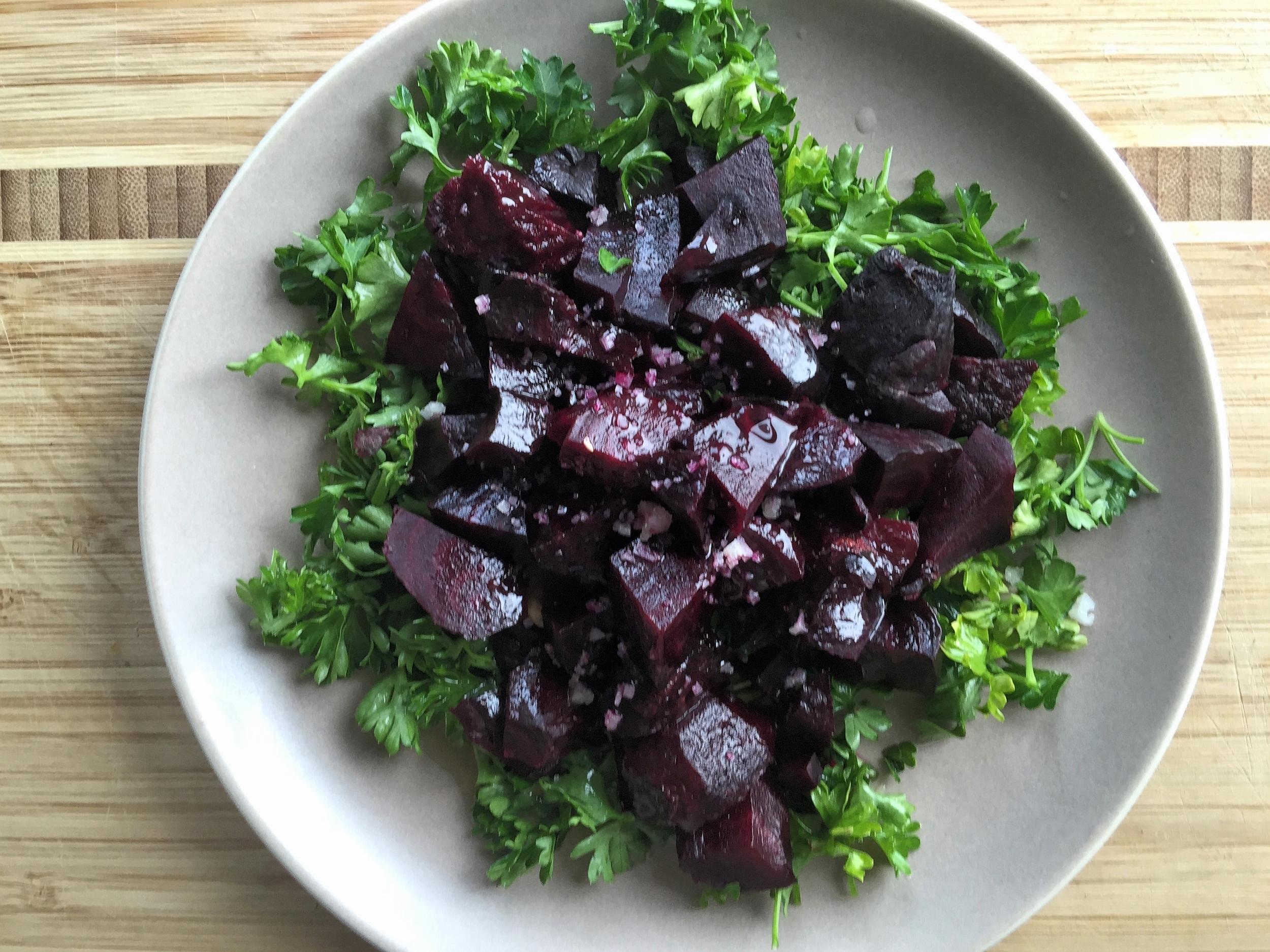 Premixed Beet Salad