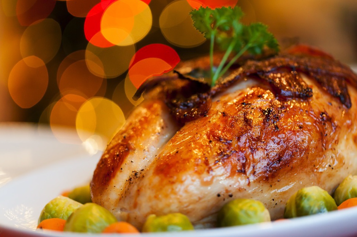 Foods with tryptophan are quite tasty. Eating healthy doesn't mean not delicious.