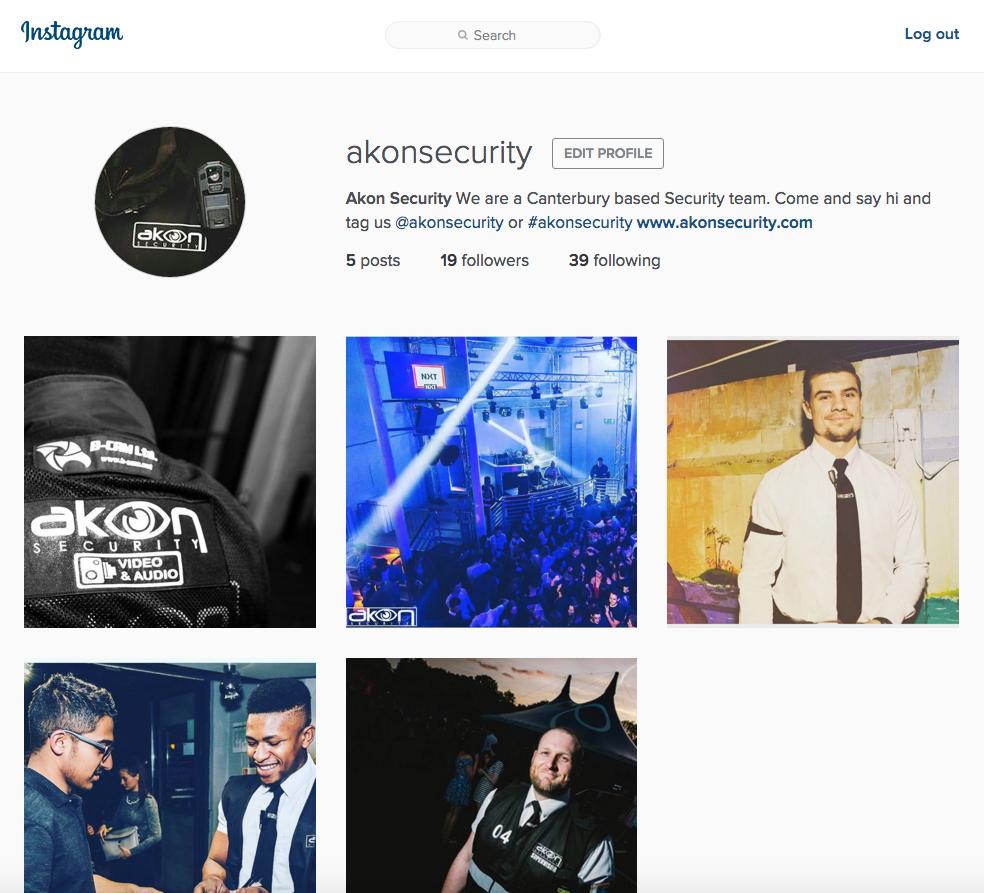 akon security instagram canterbury doorstaff nightclub security kent doorman door supervisor events bar