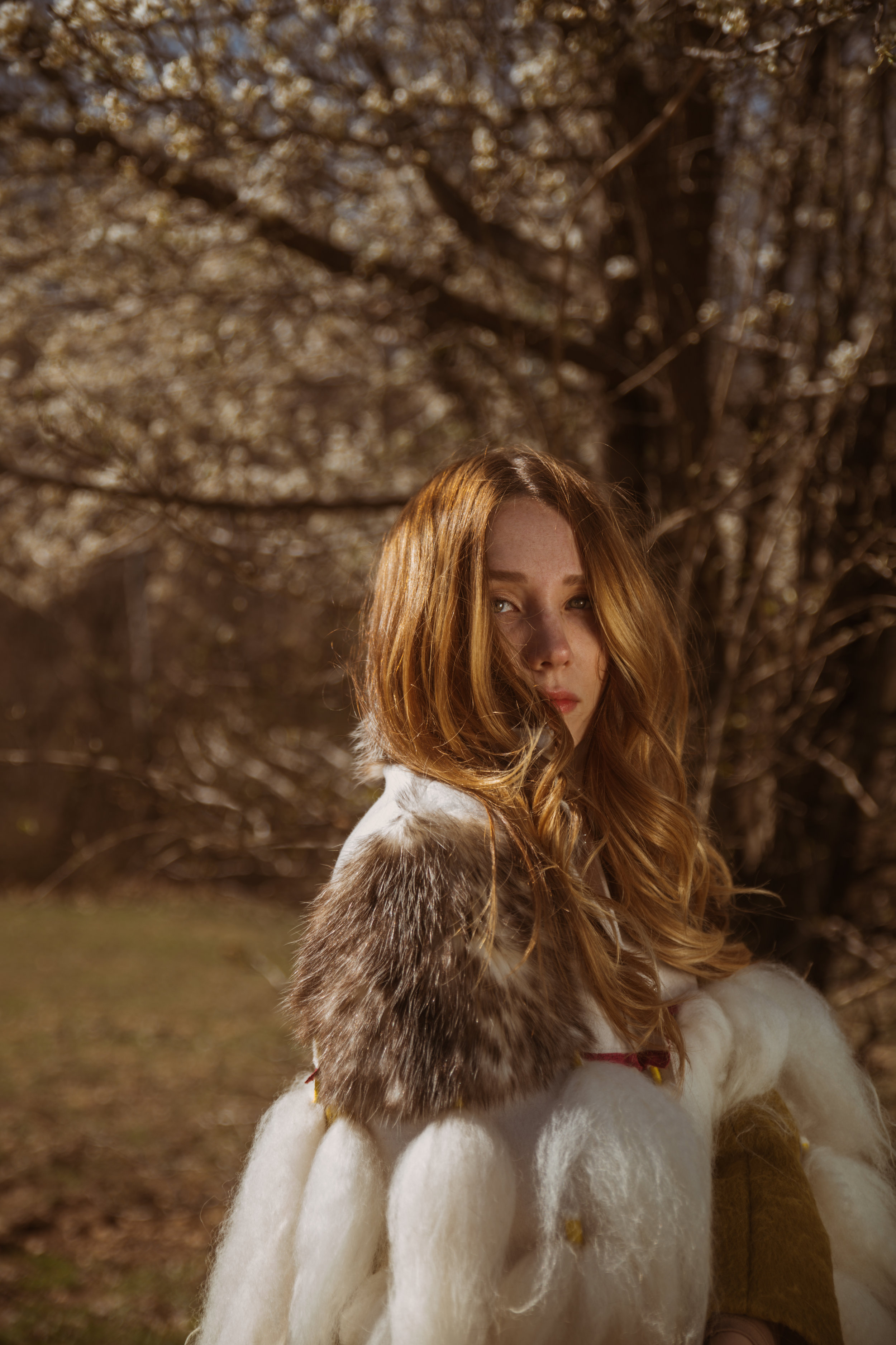 Designer: Ashleigh Cain // Model: Senni Bloom