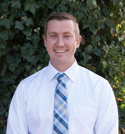 Dr. Joe Barker at Family Tree Dentistry in Wenatchee, WA.