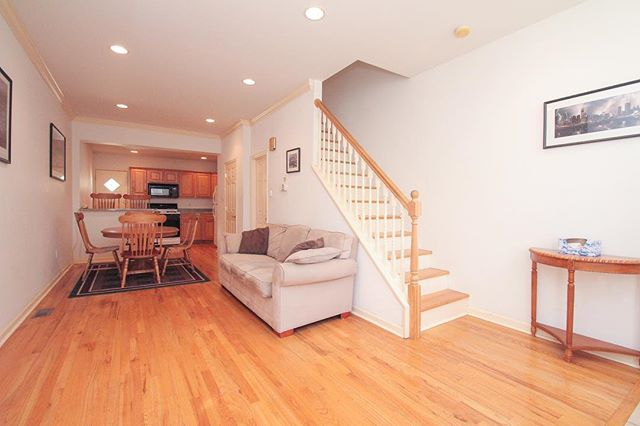 Don't miss this well maintained 2 bedroom and 1.5 bath home at 863 Judson Street.Open Floor plan, hardwood oak floors, recessed lighting, natural light & modern fixtures.House has a semi finished basement and includes a washer/dryer. Not to missed - schedule your showing today call Michael at 610-331-7213 / MSKJ@comcast.net #forsale