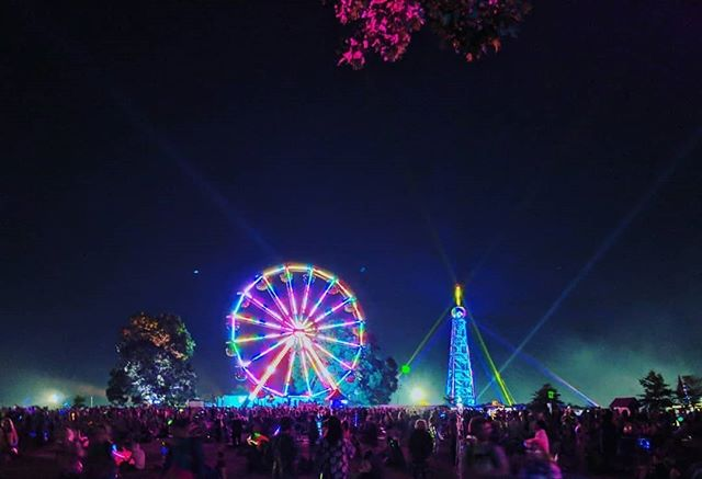 """We do not need action—yet. We need more light. Light, here, means awareness—to be aware of life, of experience as it is at this moment, without any judgments or ideas about it. In other words, you have to see and feel what you are experiencing as it is, and not as it is named."" -Alan Watts #Bonnaroo2018 #Bonnaroo #TTGTBB #regrann . . Regrann from @porter.haus"