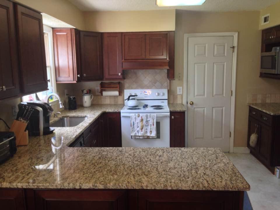 McKinley Mocha kitchen in Charlotte, NC.