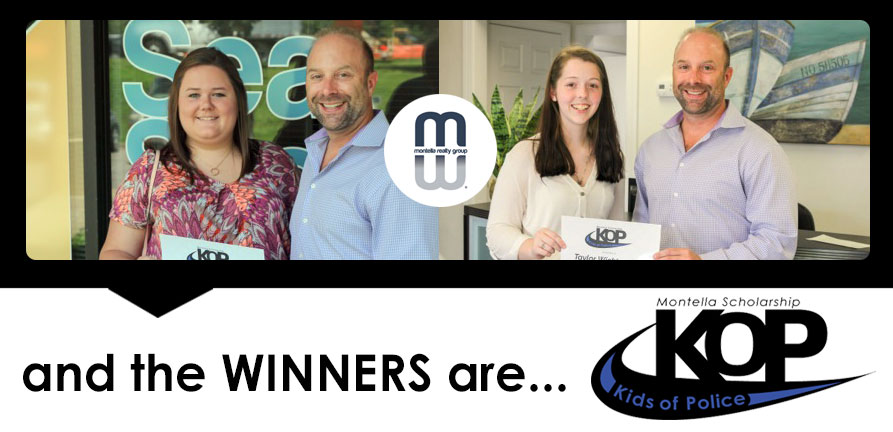 Congratulation to our 2 K.O.P. Scholarship Essay Contest Winners:Taylor Wichtendahl and Kelsey Donahue!